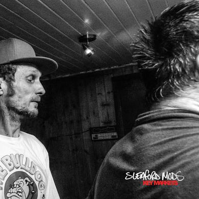 Sleaford Mods 'Key Markets' Vinyl Record