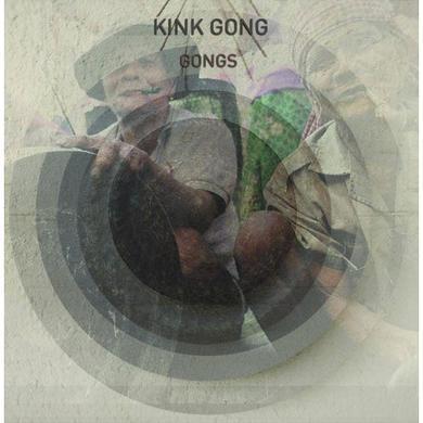 Kink Gong 'Gongs' Vinyl Record