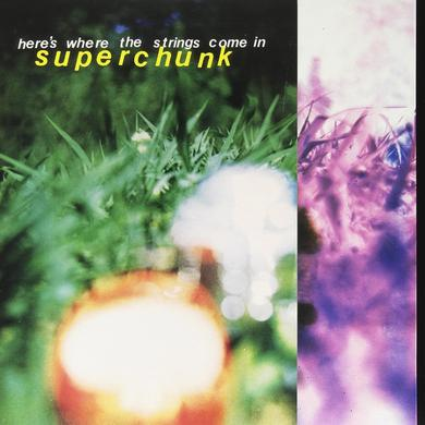 Superchunk 'Here's Where The Strings Come In' Vinyl Record