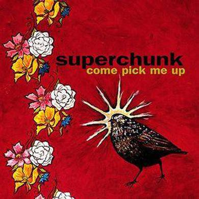 Superchunk ‎'Come Pick Me Up' Vinyl Record