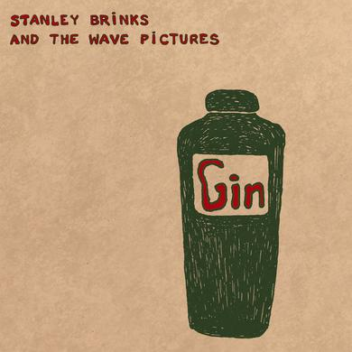 Stanley Brinks And The Wave Pictures 'Gin' Vinyl Record