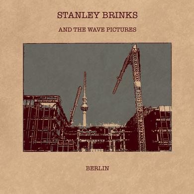 Stanley Brinks And The Wave Pictures 'Berlin/It's Complicated' Vinyl Record