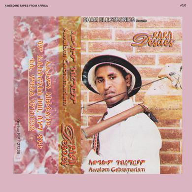 Awalom Gebremariam 'Desdes' Vinyl Record