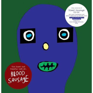 Blood Sausage 'The Short and Painful Life of…' Vinyl Record
