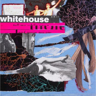 Whitehouse 'The Sound Of Being Alive.' Vinyl Record