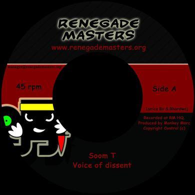 Soom T & Monkey Marc 'Voice Of Dissent' Vinyl Record