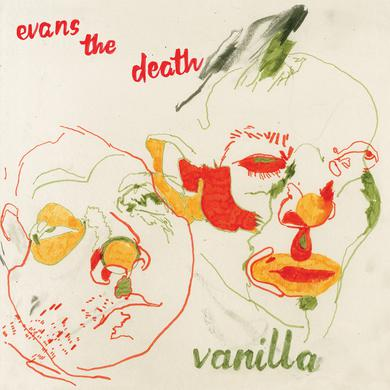 Evans The Death 'Vanilla' Vinyl Record