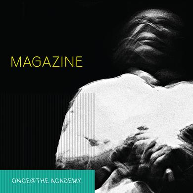 Magazine 'Once At The Academy' Vinyl Record