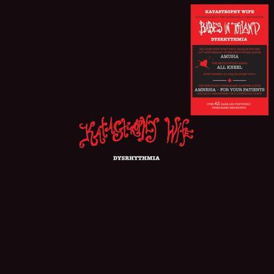 Katastrophy Wife 'Dysrhythmia' Vinyl Record