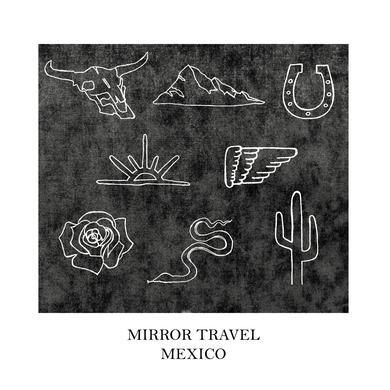 Mirror Travel 'Mexico EP' Vinyl Record