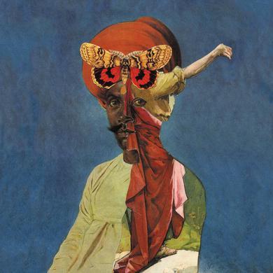 Blood Stereo / Hair & Treasure 'Split LP' Vinyl Record