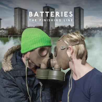 Batteries 'The Finishing Line' Vinyl Record