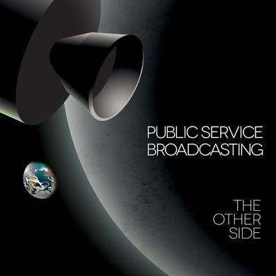 Public Service Broadcasting 'The Other Side' Vinyl Record