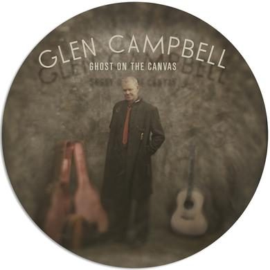 Glen Campbell 'Ghost On The Canvas' Vinyl Record