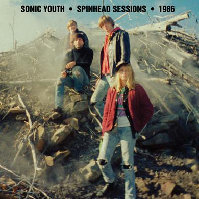 Sonic Youth 'Spinhead Sessions' Vinyl Record