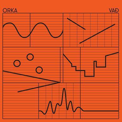 Orka 'Vað' Vinyl Record