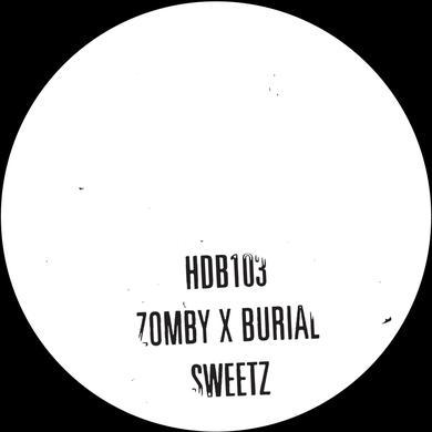 Zomby & Burial 'Sweetz' Vinyl Record