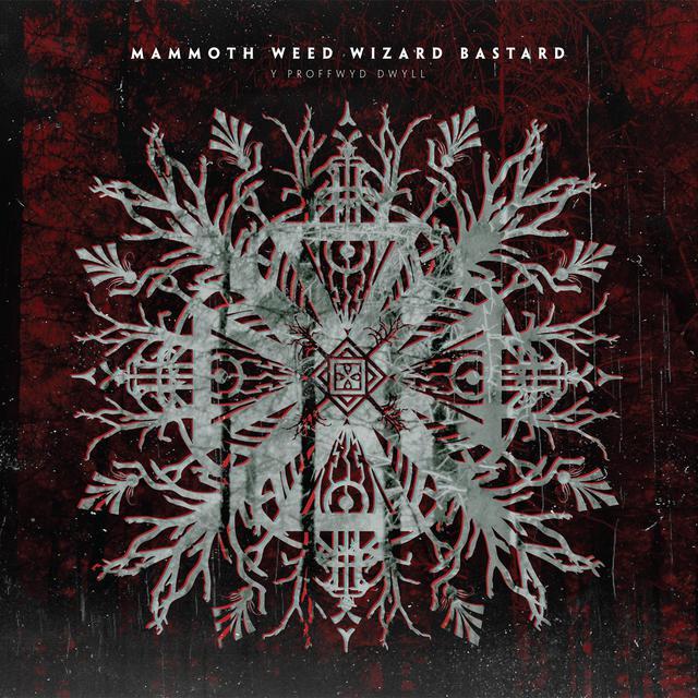 MAMMOTH WEED WIZARD BASTARD Y Proffwyd Dwyll' Vinyl Record