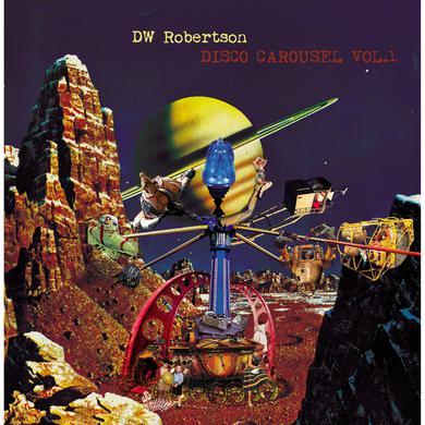 DW Robertson 'Disco Carousel Vol. 1' Vinyl Record