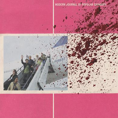Porest 'Modern Journal of Popular Savagery' Vinyl Record