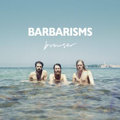 Barbarisms 'Browser' Vinyl Record