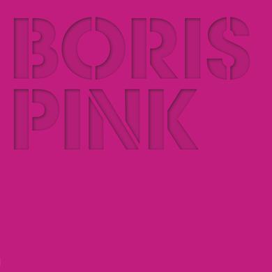 Boris 'PINK (Deluxe Edition)' Vinyl Record