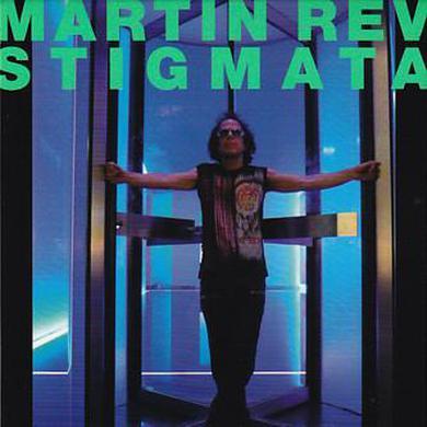 Martin Rev 'Stigmata' Vinyl Record