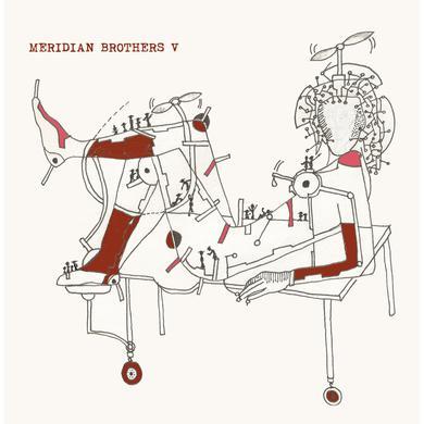 Meridian Brothers 'El Advenimiento del Castillo Mujer' Vinyl Record