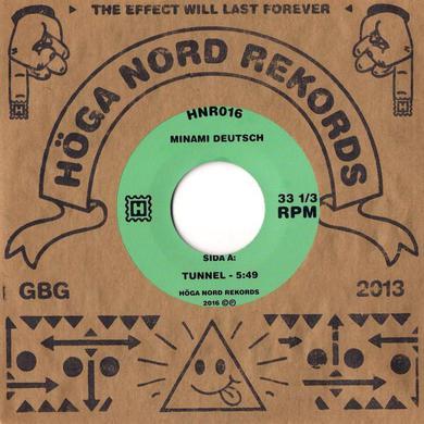 Minami Deutsch 'Tunnel/New Pastoral Life' Vinyl Record