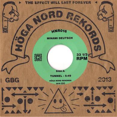 "Minami Deutsch 'Tunnel/New Pastoral Life' Vinyl 7"" Vinyl Record"