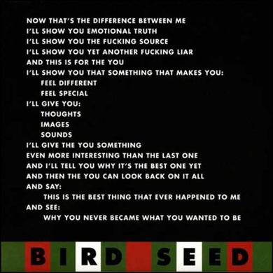 Whitehouse 'Bird Seed' Vinyl Record