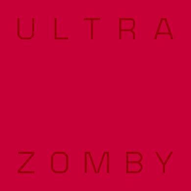 Zomby 'Ultra' Vinyl Record