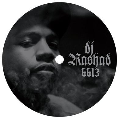 DJ Rashad '6613 EP' Vinyl Record