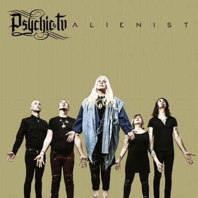 Psychic TV 'Alienist' Vinyl Record