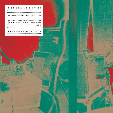 Ulrika Spacek 'Everything, All The Time' Vinyl Record