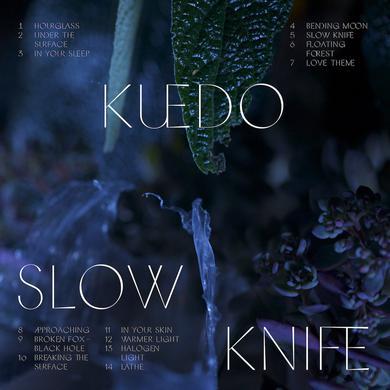 Kuedo 'Slow Knife' Vinyl Record