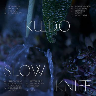 Kuedo 'Slow Knife' Vinyl Record