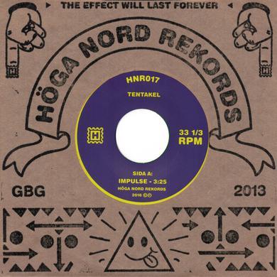 Tentakel 'Impulse/Inversion' Vinyl Record