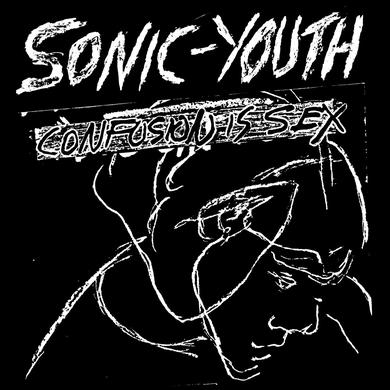 Sonic Youth 'Confusion Is Sex' Vinyl Record