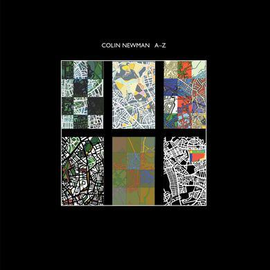 Colin Newman 'A-Z' Vinyl Record