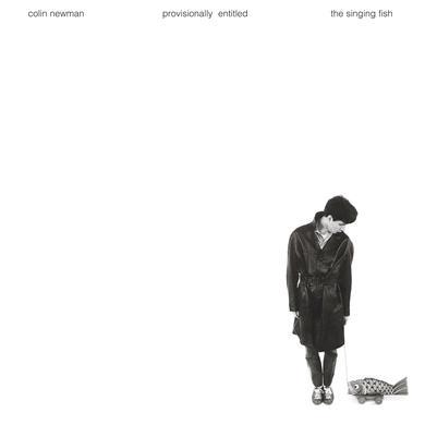 Colin Newman 'Provisionally Entitled..' Vinyl Record