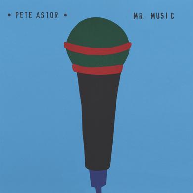 Pete Astor 'Mr. Music' Vinyl Record