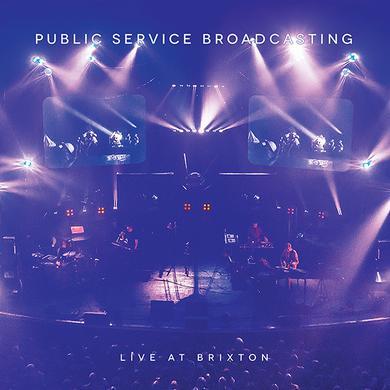 Public Service Broadcasting 'Live At Brixton' Vinyl Record