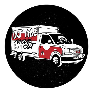 DJ Taye 'Move Out EP' Vinyl Record