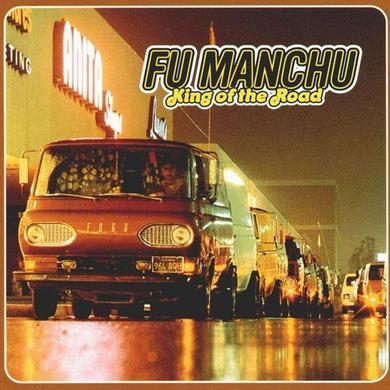 Fu Manchu 'King Of The Road' Vinyl Record