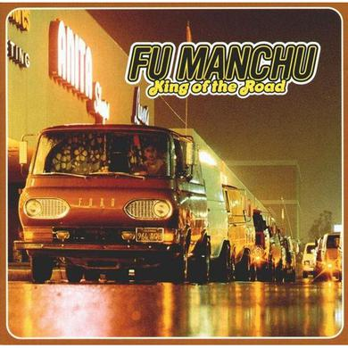 Fu Manchu 'King Of The Road' Vinyl Record
