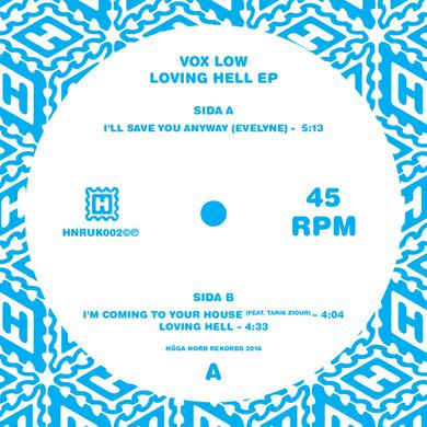 "Vox Low 'Loving Hell EP' Vinyl 12"" Vinyl Record"