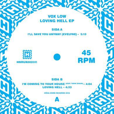 "Vox Low 'Loving Hell EP' Vinyl 12"" Vinyl Record"