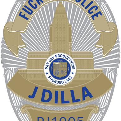 J Dilla 'Fuck The Police' Vinyl Record