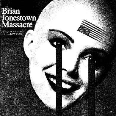"The Brian Jonestown Massacre 'Open Minds Now Close' Vinyl 12"" White Vinyl Record"